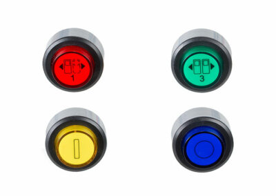 Push Buttons for Buses