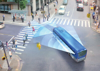 ADAS and Collision Warning
